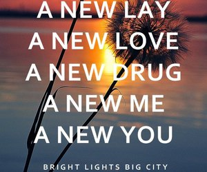 bright lights, 30stm, and Lyrics image