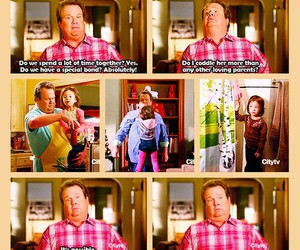 lily, modern family, and cam image
