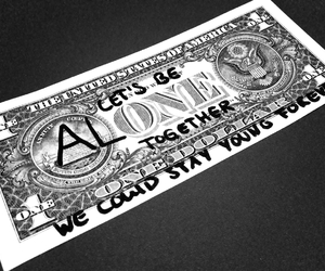 dollar, fall out boy, and FOB image