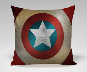 captain america, Hot, and shield image