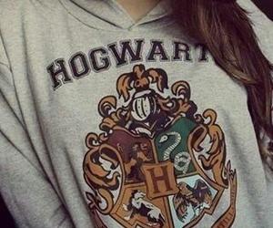 harry potter, hogwarts, and sweater image