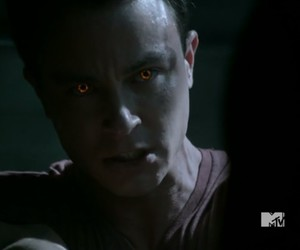 teen wolf, parrish, and chris argent image