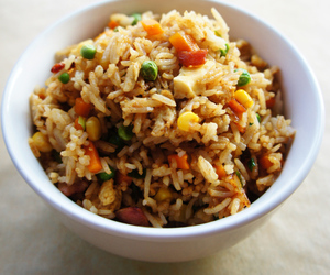 rice and fried rice image