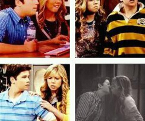 amore, nathan kress, and jennette mccurdy image