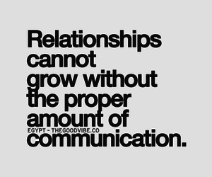 quote, love, and communication image