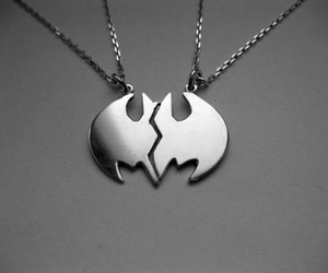 batman and necklace image