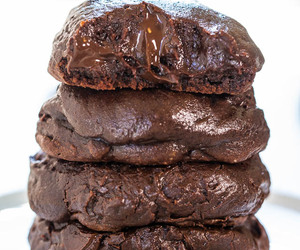 chocolate, Cookies, and brownies image
