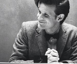 doctor who and matt smith image