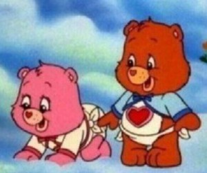 care bears, wallpaper, and cute image