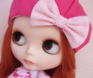 blythe, doll, and kawaii image