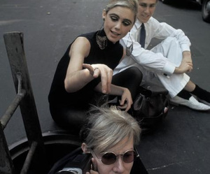 andy warhol and edie sedgwick image
