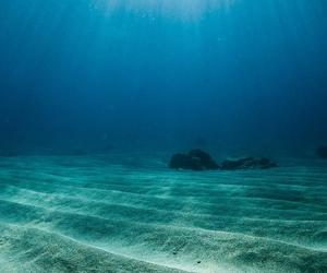 blue and sea image