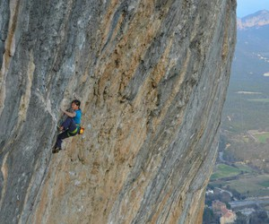 climbing, fit, and healthy image