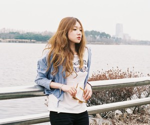 model, lee sungkyung, and korean image