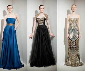 haute couture and reem acra image