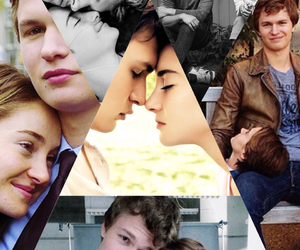 quote, Shailene Woodley, and the fault in our stars image