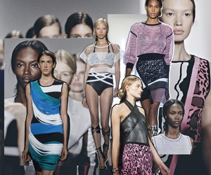 Collage, week, and fashion image