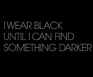 quote, black, and dark image