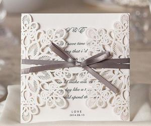 wedding and invitation image