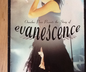book and evanescence image