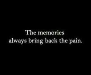 memories and pain image