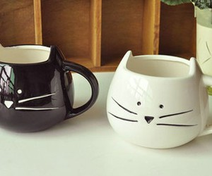 sweet, cute, and coffe image