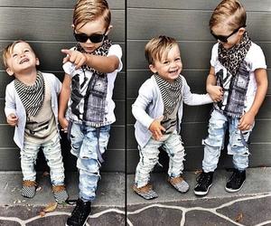 boy, fashion, and baby image