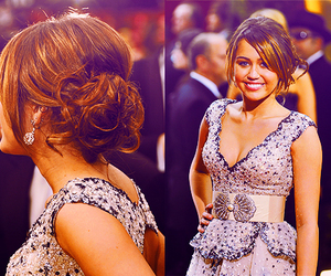 dress, miley, and miley cyrus image