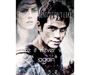 thomesa and mazerunner image