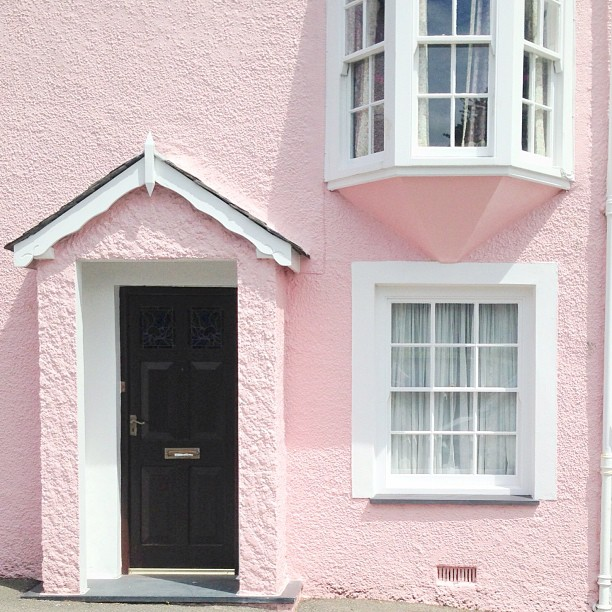 55 Images About Room House Places On We Heart It See More Pink And Pastel