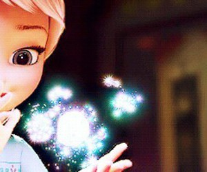 frozen, elsa, and magic image