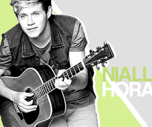 niall horan, one direction, and four image
