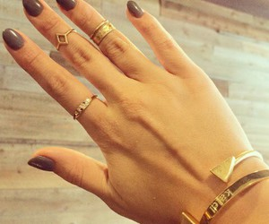 accessories, hipster, and rings image