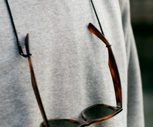 boy, sunglasses, and glasses image
