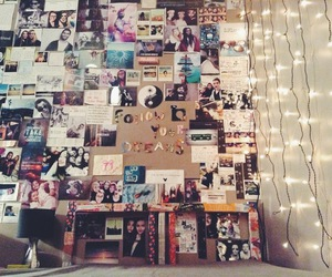 diy, dreams, and bed room image