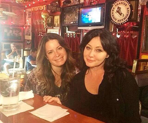 bff, holly marie combs, and shannen doherty image