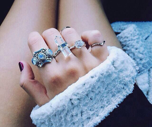 rings, galore, and love image