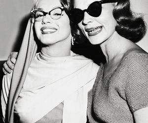 Lauren Bacall and Marilyn Monroe image