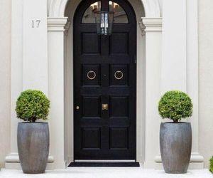 luxury, house, and door image