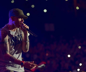 eminem and the monster tour image