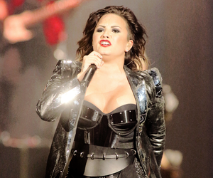 demi lovato, gorgeous, and lovely image