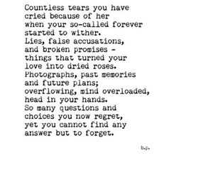 218 images about 💔 on We Heart It | See more about quote