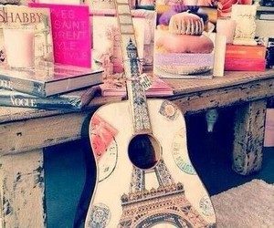 france and guitar image