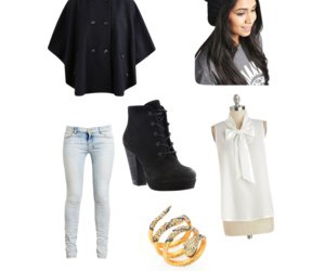 clothes, jean, and white image