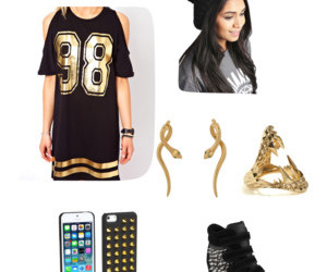 clothes, girlythings, and phone image