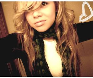 awesome, blonde, and scene girl image