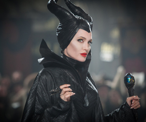 maleficent, Angelina Jolie, and angelina image