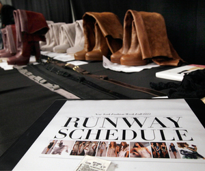 fashion, runway, and style image