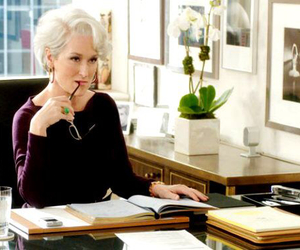 actress, cool, and devil wears prada image