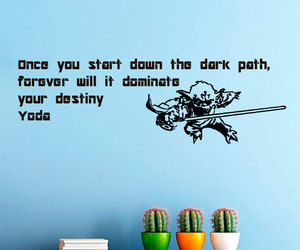 decal, quote, and wall decal image